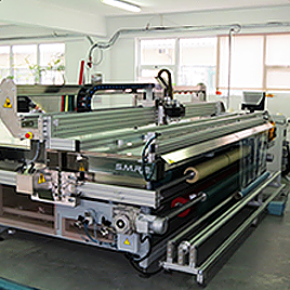 SM-300-TA Multiple Tool Flat Bed Cutting Plotter