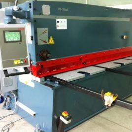 Машини за металообработка на листов материал